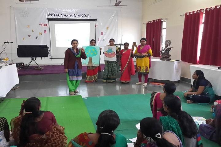 Jindal Vidya Mandir-Workshop