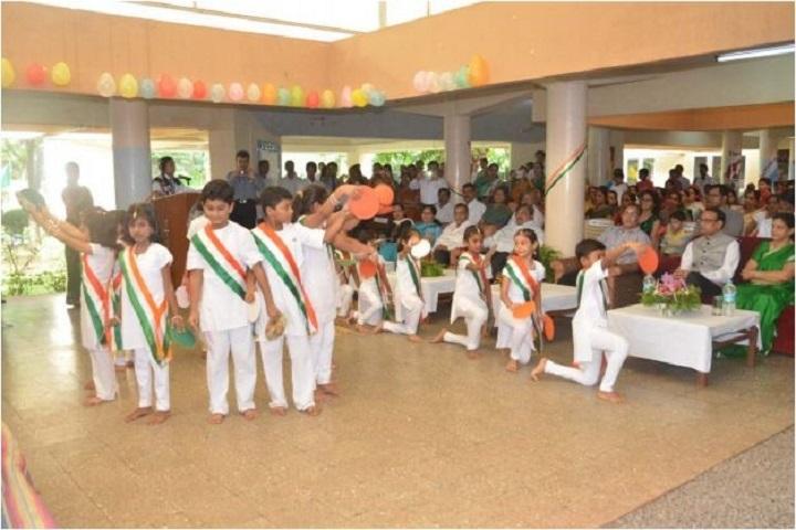 Jindal Vidya Mandir-Dance Performance
