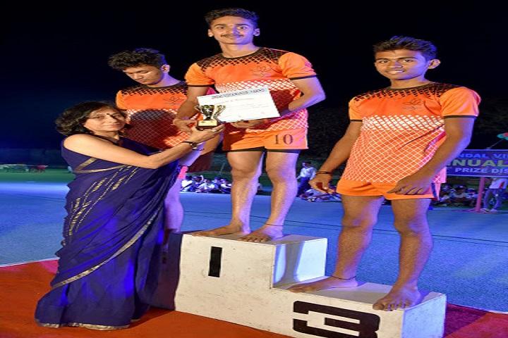 Jindal Vidya Mandir-Athletic Meet
