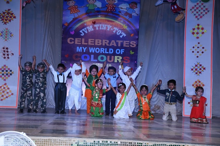 Jindal Vidya Mandir-Fancy Dress Competition