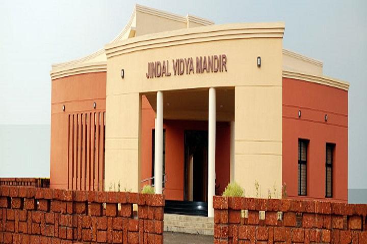 Jindal Vidya Mandir-Campus View