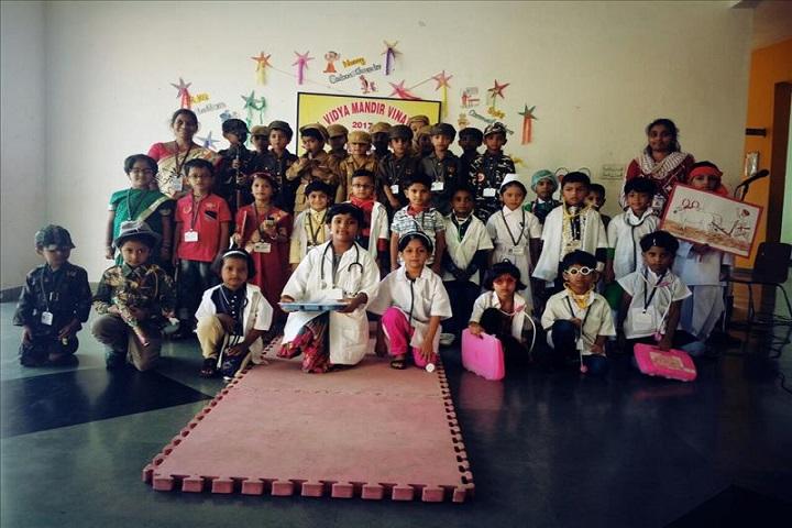Jindal Vidya Mandir-Fancy Dress competition