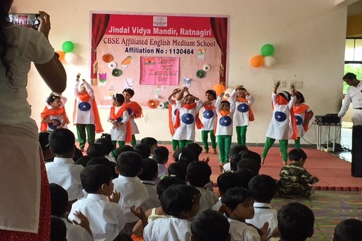 Jindal Vidya Mandir-Independence Day Celebrations