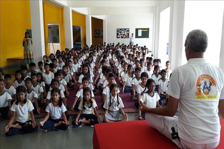 Jindal Vidya Mandir-Yoga
