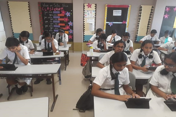 Jito Delhi Public School-Classroom