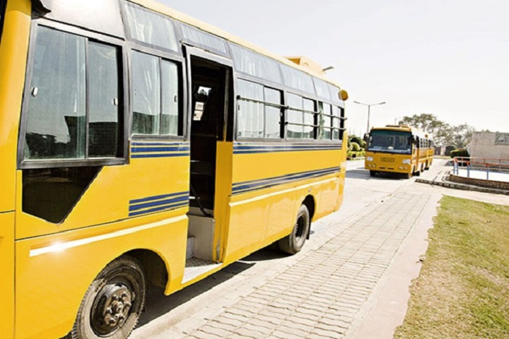 Jito Delhi Public School-Transport