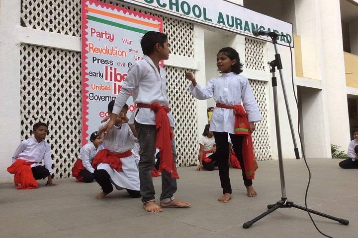 Jito Delhi Public School-Skit