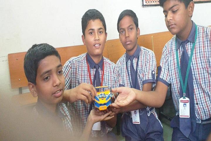 Jubli English High School-Activity
