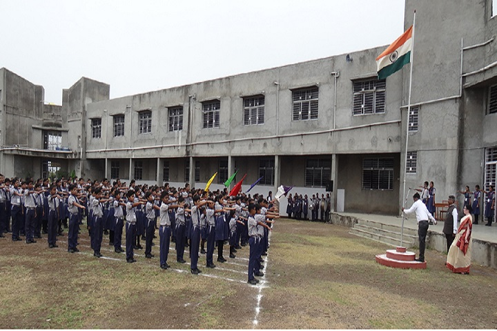 Jubli English High School-Independence Day Celebrations