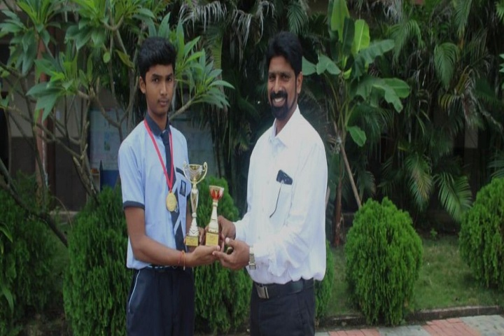 K P Asati Public School-Awards