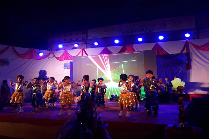 K P Asati Public School-Dance