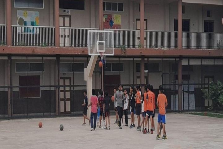 K P Asati Public School-Games1