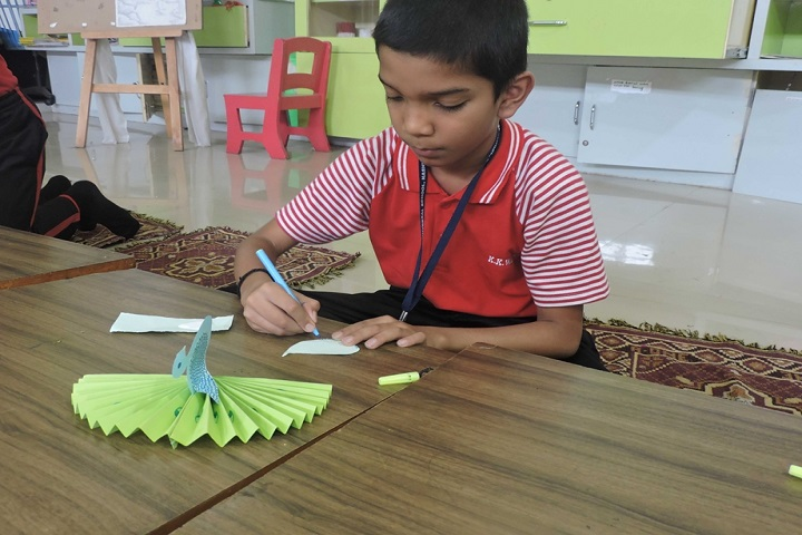 KK Wagh Universal School-Activity