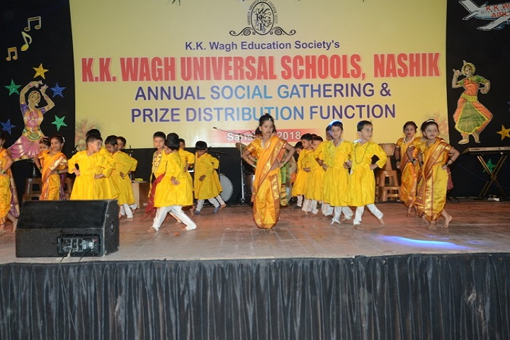 KK Wagh Universal School-Events