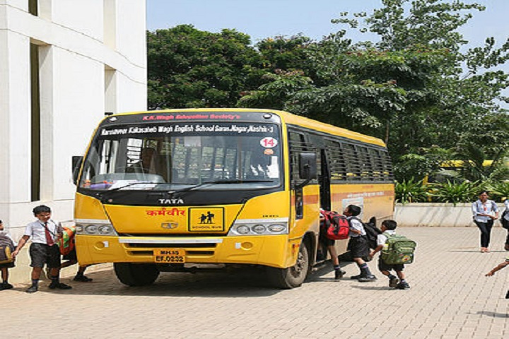 KK Wagh Universal School-Transport