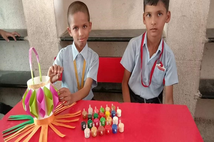 Kashinath Palod Public School-Activity