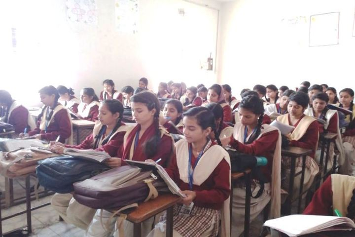 D K Carmel Residential High School-Classroom
