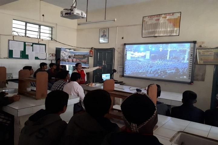 Kendriya Vidyalaya-Digitial Classroom