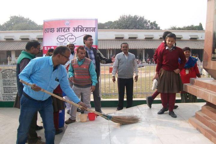 DAV Public School-Swach Bharath
