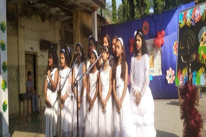 Kendriya Vidyalaya-Events singing