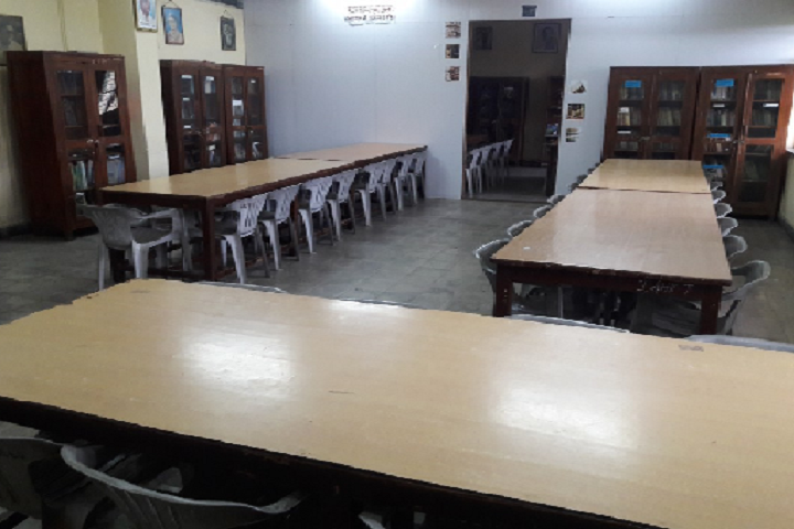 Kendriya Vidyalaya-Library with reading room