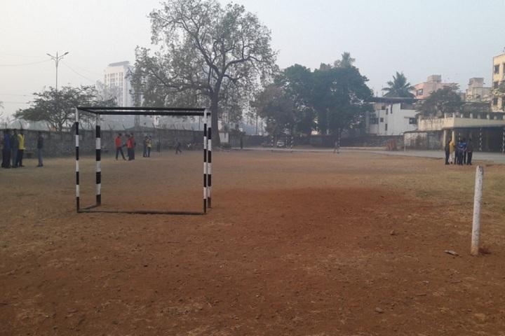 Kendriya Vidyalaya-Sports playground