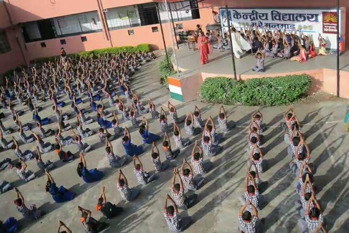 Kendriya Vidyalaya-Republic Day Activity