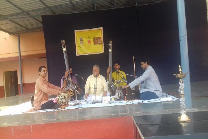 Kendriya Vidyalaya-Musicroom