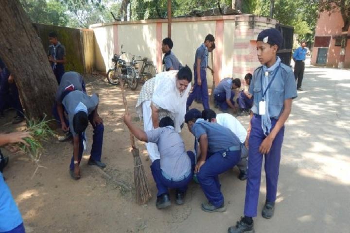 Kendriya Vidyalaya-Swachh Bharat