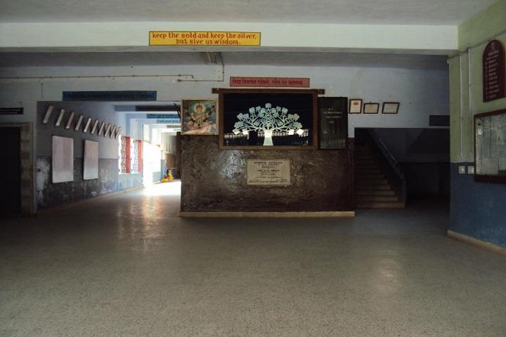 Kendriya Vidyalaya-Entrance View