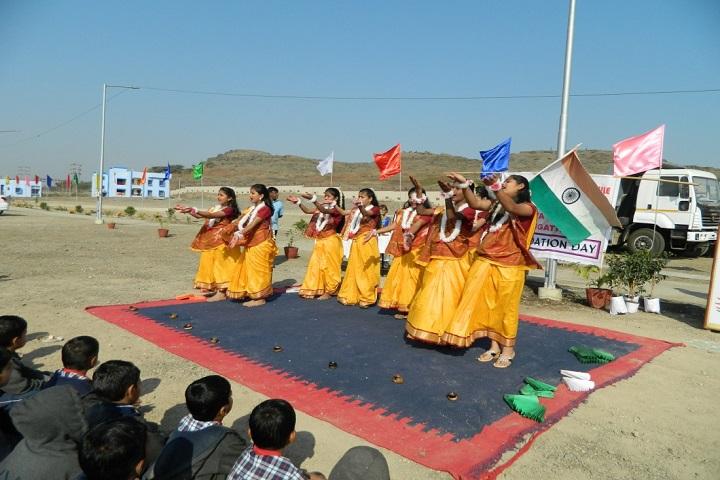 Kendriya Vidyalaya-Foundations Day Celebration