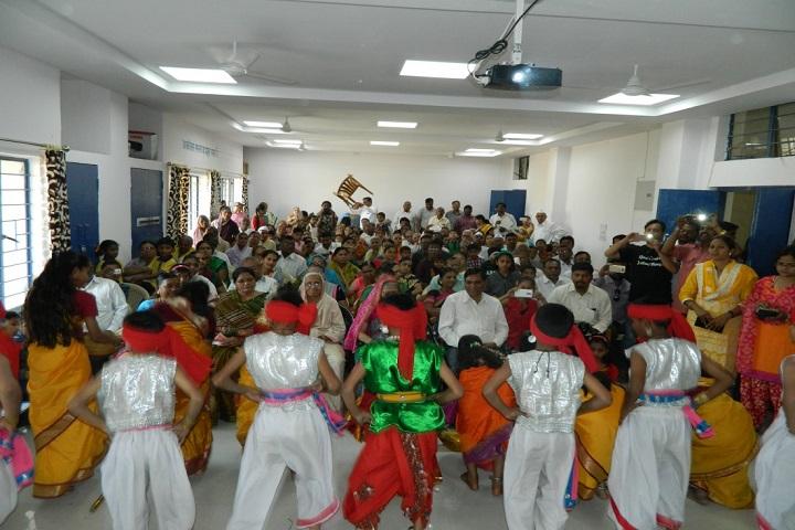 Kendriya Vidyalaya-Grand Parents Day Celebrations