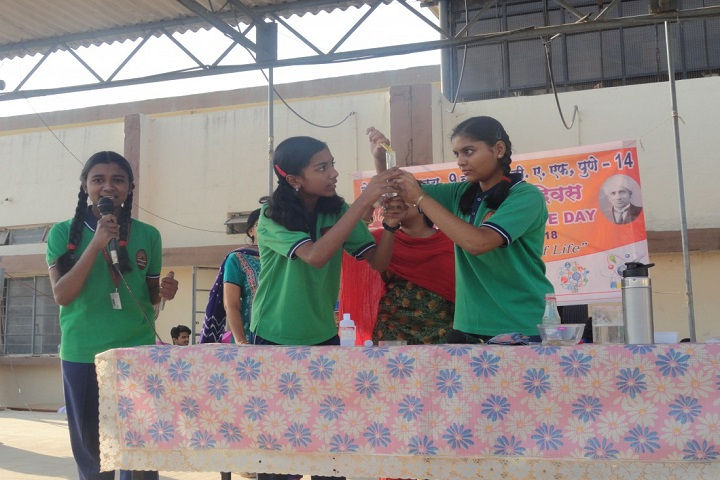 Kendriya Vidyalaya No 3-National Science Day Celebrations