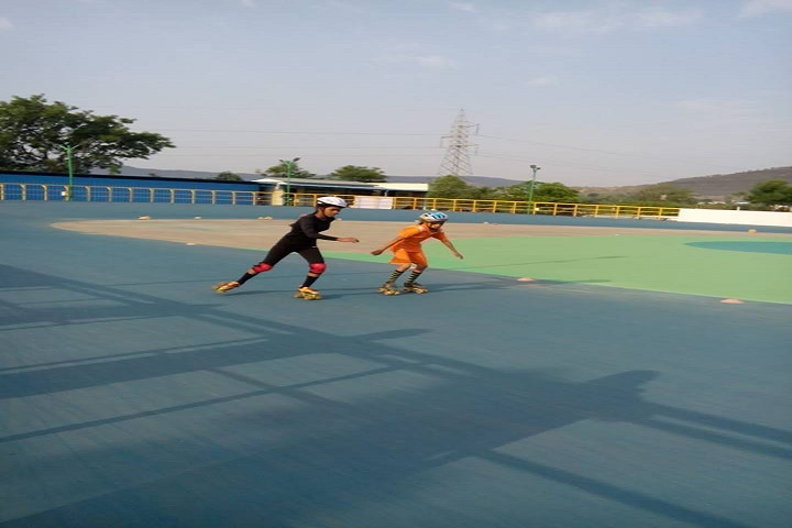 Kendriya Vidyalaya No 1-Skating