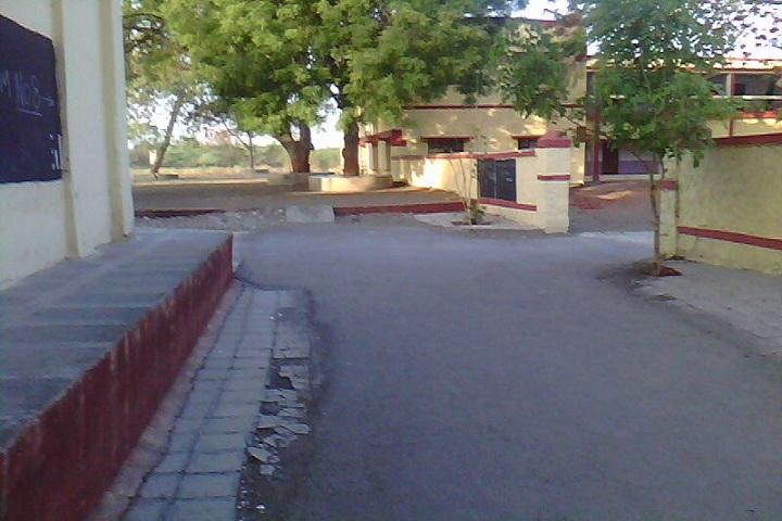 Kendriya Vidyalaya No 1-Entrance