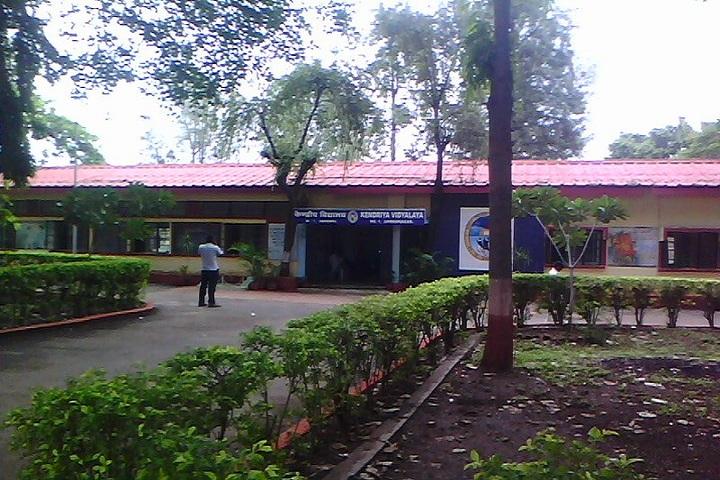 Kendriya Vidyalaya No 1-Front of Campus
