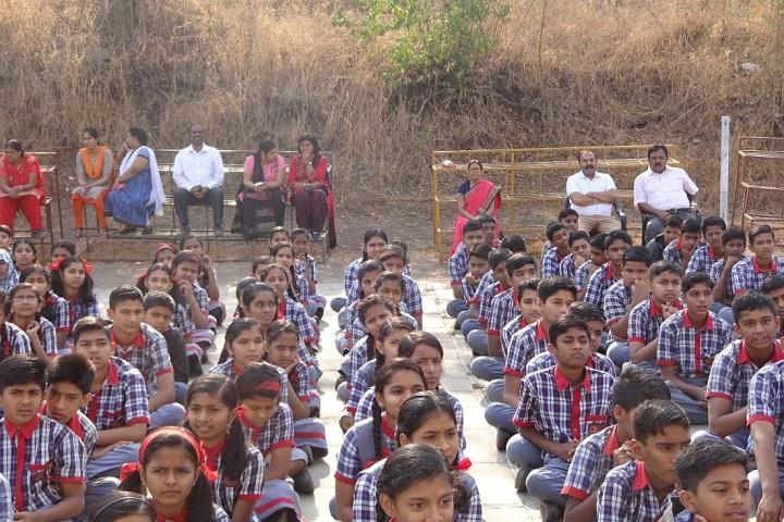 Kendriya Vidyalaya No 2-Students