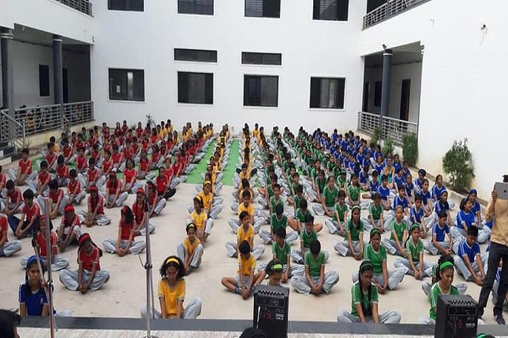 Kidees Info Park-Yoga