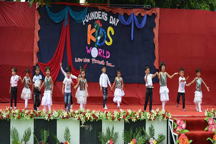 Kids World School-Event