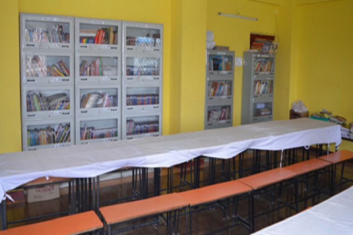 Kids World School-Library