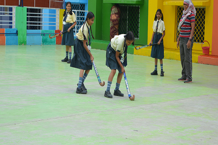 Kids World School-Sports
