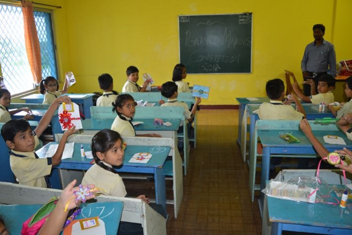 Kids World School-Class