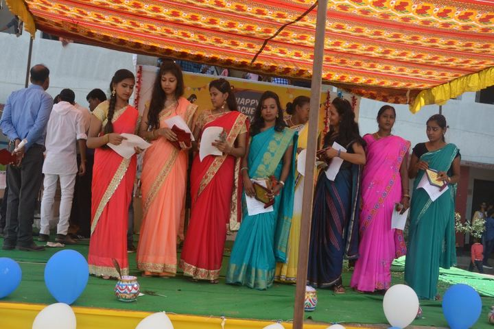 Daksh Public School-Teachers Day Celebrations