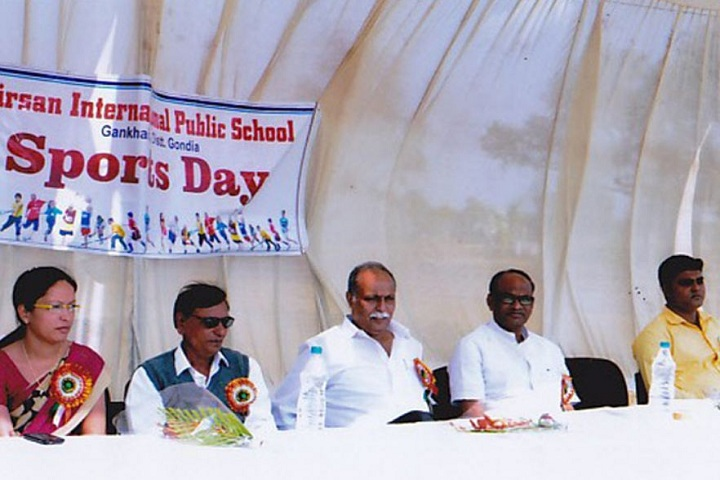 Kirsan International Public School-Sports day
