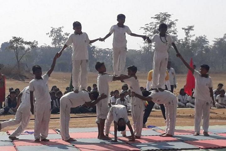 Kirsan International Public School-Yoga