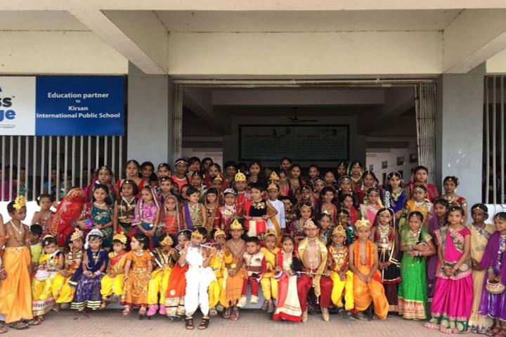 Kirsan International Public School-Students