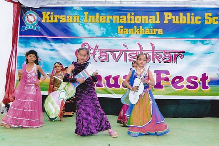 Kirsan International Public School-Farewell