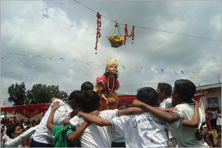Kirsan International Public School-Festival