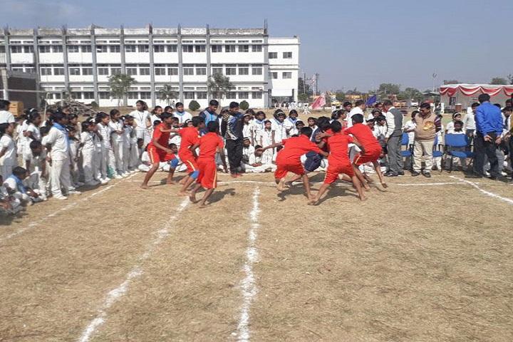 Kirsan International Public School-Games