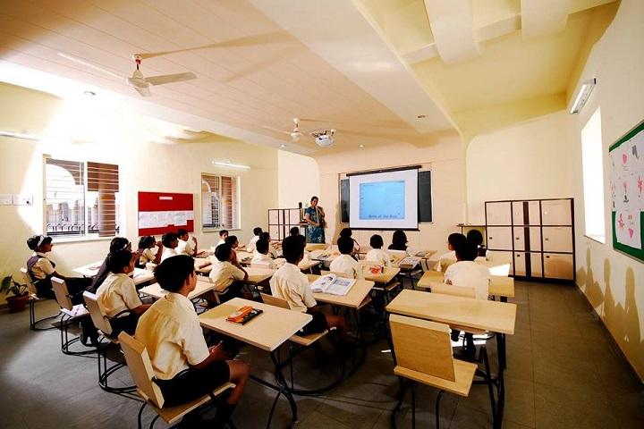 Kishor Suryawanshi International School-Class